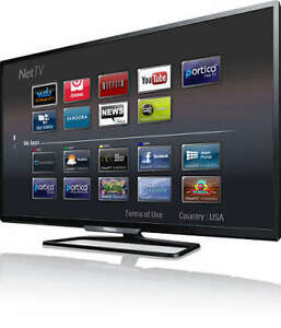 LIKE NEW TV PHILIPS 40'' SMART TV LED WITH NETFLIX, HBO AND MORE