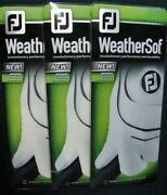 Right Hand Golf Glove
