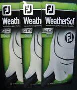 Right Hand Golf Glove