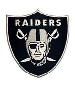 Oakland Raiders Iron on Patch