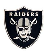 Raiders Iron on Patch