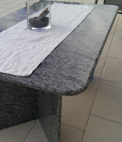 Granittisch m bel wohnen ebay for Marmortisch esstisch
