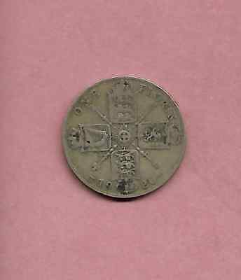 Great Britain, 2 shillings, 1920 (KM 817a) - 50% silver