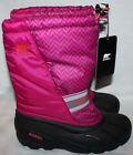 Sorel US Size 7 Girls' Snow Boots