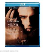 Interview with The Vampire Blu Ray