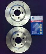 Disc Brake Rotors Ba Falcon