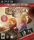 Sony PlayStation 3 BioShock Infinite Video Games