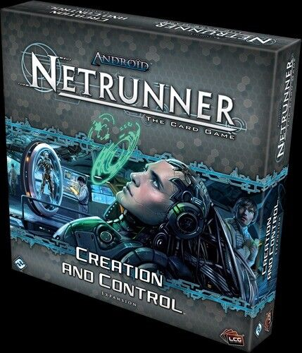 Netrunner: Creation and Control Expansion *NEW*