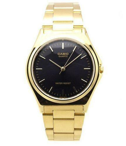 50ed4888e37 Casio Gold Watch Men