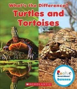 Turtles and Tortoises by Herrington, Lisa M. -Paperback