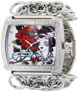 Ed Hardy Geisha Watch