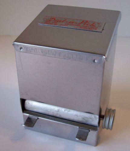Vintage Toothpick Dispenser Ebay