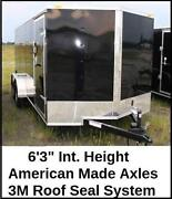 18 Enclosed Trailer