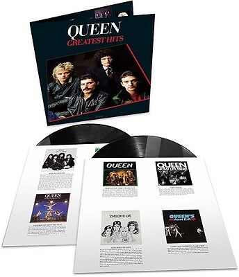 Купить Queen - Greatest Hits [New Vinyl] Rmst, Hong Kong - Import