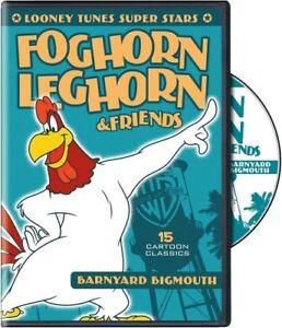 Looney Tunes Super Stars: Foghorn Leghorn & Friends: Barnyard Bigmouth [New DVD]