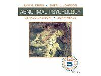 Abnormal Psychology: DSM-5 Update