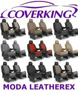 Avalanche Leather Seats