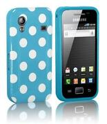 Samsung Galaxy Ace Polka Dot Case