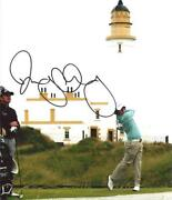 Rory McIlroy Signed