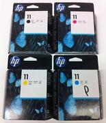 HP 11 Printhead Set