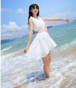 Women Floral Chiffon Dress