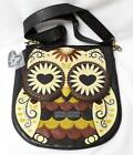 Cross Body Purse Owl