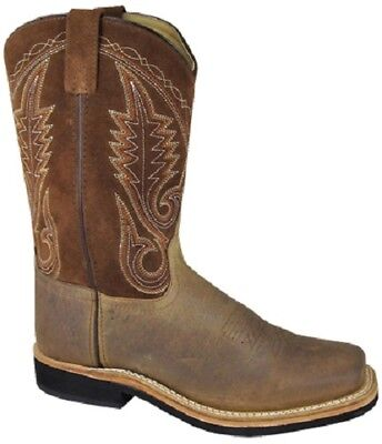 NEW! Smoky Mountain Boots Men's Western Cowboy - Leather - B