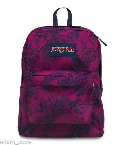Black Jansport Backpack | eBay