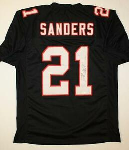 f00a769cfc5 Deion Sanders Signed Jersey · NWT Deion Sanders #21 Dallas Cowboys M&N  Throwback Thanksgiving Jersey White