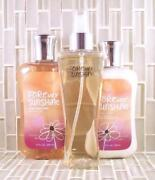 Bath and Body Works Forever Sunshine