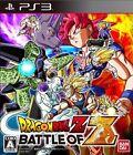 Dragon Ball Z Battle 2014 Video Games