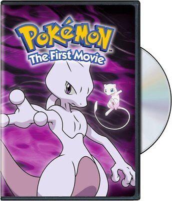 Pokemon The Movie 1: Mewtwo Strikes Back (Kunihiko Yuyama) (DVD)
