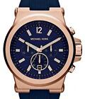 Michael Kors Mens Watch Silicone