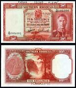Rhodesia Banknotes