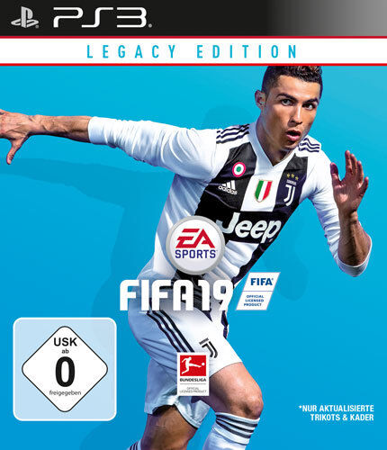 FIFA 19 - Legacy Edition | PS3 | NEU & OVP | Blitzversand