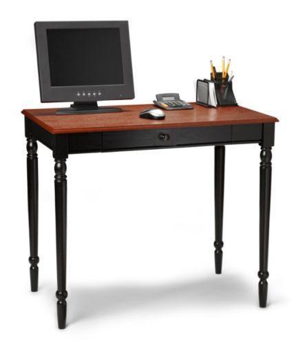 Cherry Wood Computer Desk Ebay