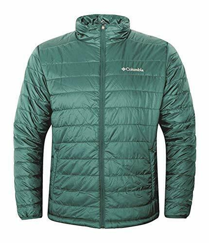 NWT Columbia Men's Crested Butte II Omni-Heat Insulated Jack