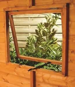 CLEAR Acrylic Replacement Shed Greenhouse Windows Plastic ...