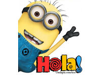 SPANISH LESSONS! :)
