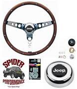 CJ7 Steering Wheel
