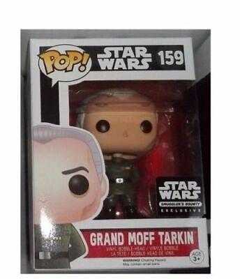 Grand Moff Tarkin Smugglers Bounty Star Wars Funko Pop Vinyl New Mint Box + P/P