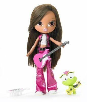Bratz Doll Bratz Big Kidz Music Stars Yasmin NEW IN MINT WORLD SHIPPING