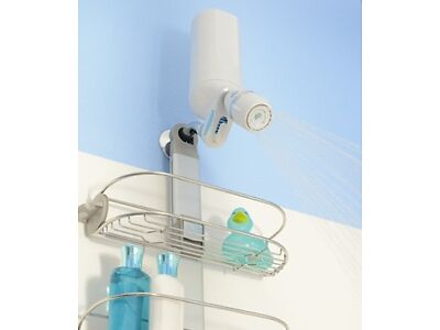Pelican Spur Shower Filter with Dual-Flow Shower Head.  Removes 96% Chlorine!