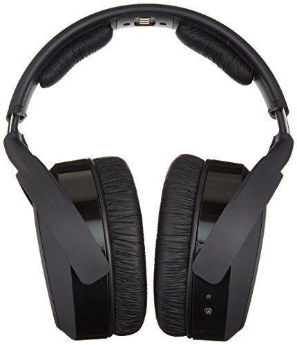 Sennheiser Over-the-Ear Accessory Headphones for RS-175 Headphone Systems Black HDR 175