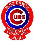World Series 6 Size MLB Decals
