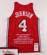 Larry Johnson UNLV Jersey