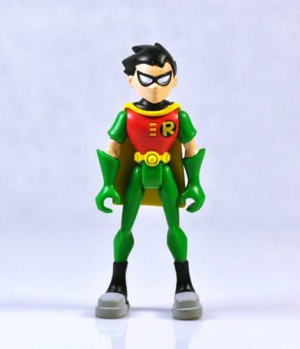 Teen Titan Toy : Teen titans robin action figures ebay