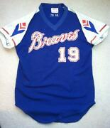 Atlanta Braves Game Used Jersey