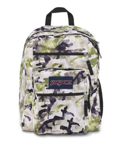 Jansport Camo Backpack | eBay