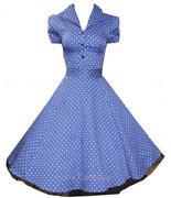 1940s Dress Size 20